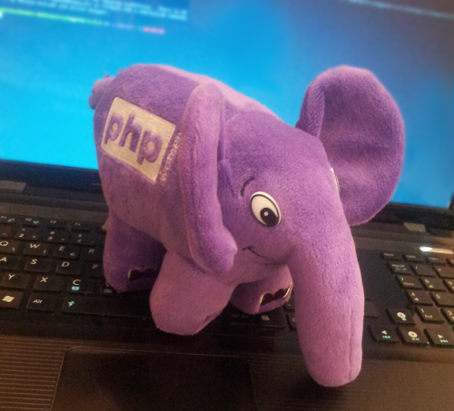 PHP Women ElePHPant